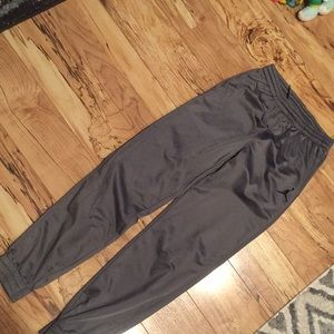 Jordan joggers boys size 12-13 gray pants